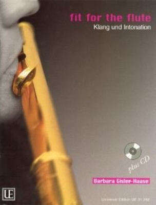 Fit For The Flute vol. 2, avec CD / Barbara Gisler-Haase / Universal Edition