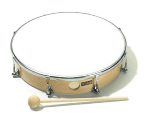 Sonor GTHD8N Primary Line Tambourin peau naturel 08′