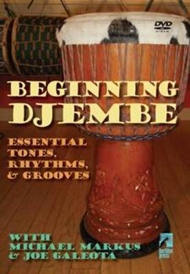 Beginner Djembe DVD /  / Berklee Press