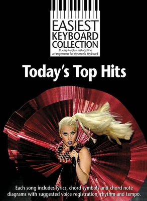 Easiest Keyboard Collection: Today's Top Hits /  / Wise Publications