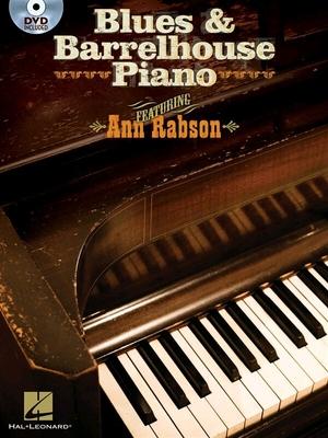 Ann Rabson: Blues & Barrelhouse Piano / Rabson, Ann (Author) / Hal Leonard