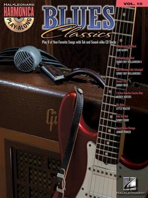 Harmonica Play-Along Volume 10: Blues Classics /  / Hal Leonard