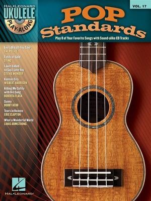 Ukulele Play-Along Volume 17: Pop Standards /  / Hal Leonard
