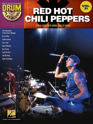 Drum Play-Along / Drum Play-Along Volume 31: Red Hot Chili Peppers / Red Hot Chili Peppers (Artist) / Hal Leonard