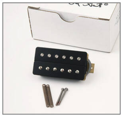 PRS Paul Reed Smith Pickup 59/09 Bass uncovered