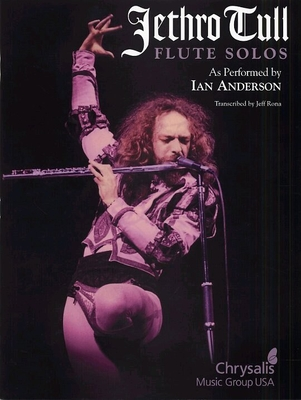 HL 672547 Jethro Tull Flute solos As performed By Jan Andersen  / Andersen Jan  / Hal Leonard