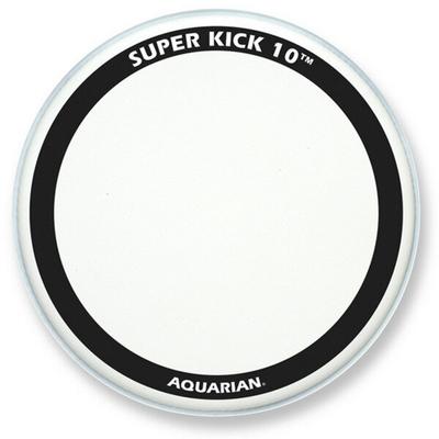 Aquarian SK1020 Super Kick 10 20» clear double ply bass drum
