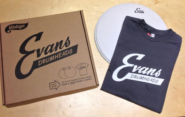 Evans Limited Edition Vintage Pack 14′