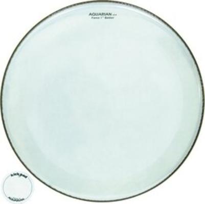 Aquarian FB22 Full Force I 22» Bass Drum Transparente