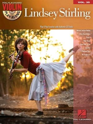 Lindsey Stirling Violin Play-Along Volume 35 / Jackson/Yiruma  / Hal Leonard