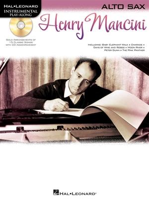HL00842523 Instrumental Play-Along: Henry Mancini (Alto Saxophone) / Mancini, Henry (Composer) / Hal Leonard