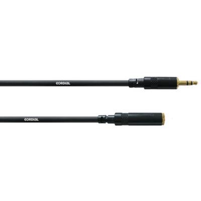 Cordial CFS 3 WY rallonge MiniJack stereo  MiniJack stereo 3m