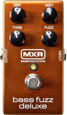 MXR M84 MXR Bass Fuzz Deluxe