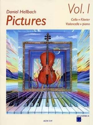 Violoncelle Pictures Vol. 1 /  / Acanthus