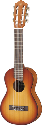 Yamaha Guitars GL1TBS Guitalele – Tobacco Brown Sunburst