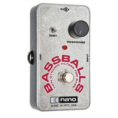 Electro-Harmonix BassBalls TWIN DYNAMIC ENVELOPE FILTER