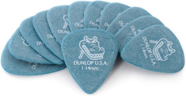 Dunlop 417P1.14 Gator Grip 1.14mm Sachet De 12
