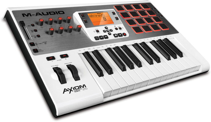 M-Audio Axiom AIR 25