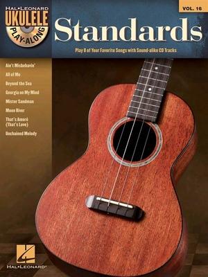 Ukulele Play-Along vol. 16, Standards /  / Hal Leonard