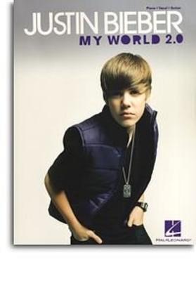 Justin Bieber – My World 2.0 / Justin Bieber / Hal Leonard