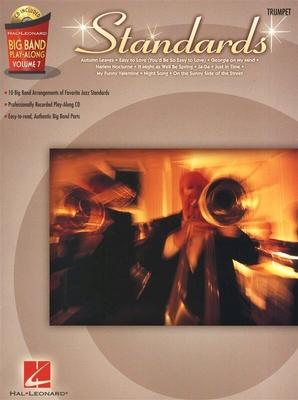 Big Band Play-Along Volume 7: Standards, Trumpet /  / Hal Leonard
