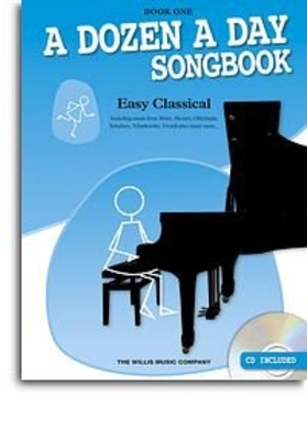 A Dozen A Day Songbook: Easy Classical – Book One /  / Wise Publications