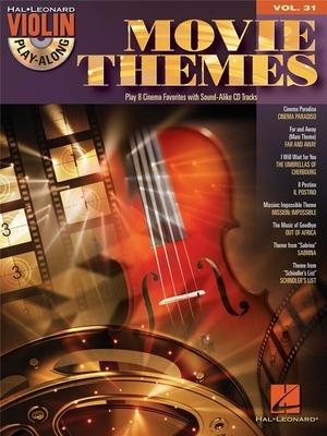Violin Play-Along Volume 31: Movie Themes /  / Hal Leonard