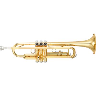 Yamaha Winds YTR-3335 Sib Laquée doré
