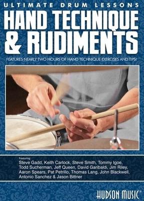 Ultimate Drum Lessons: Hand Technique & Rudiments /  / Hal Leonard