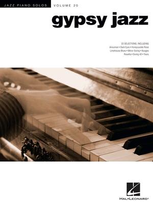 Jazz Solo Gypsy jazz vol 20  /  / Hal Leonard