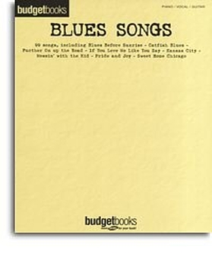 Budget books blues songs /  / Hal Leonard