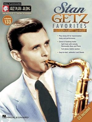 Jazz play along / Jazz Play-Along Volume 133: Stan Getz Favorites /  Stan Getz / Hal Leonard