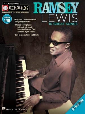Jazz Play Along / Ramsey Lewis Jazz Play-Along Volume 146 / Ramsey Lewis / Hal Leonard