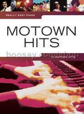Motown Hits Really easy piano /  / Hal Leonard