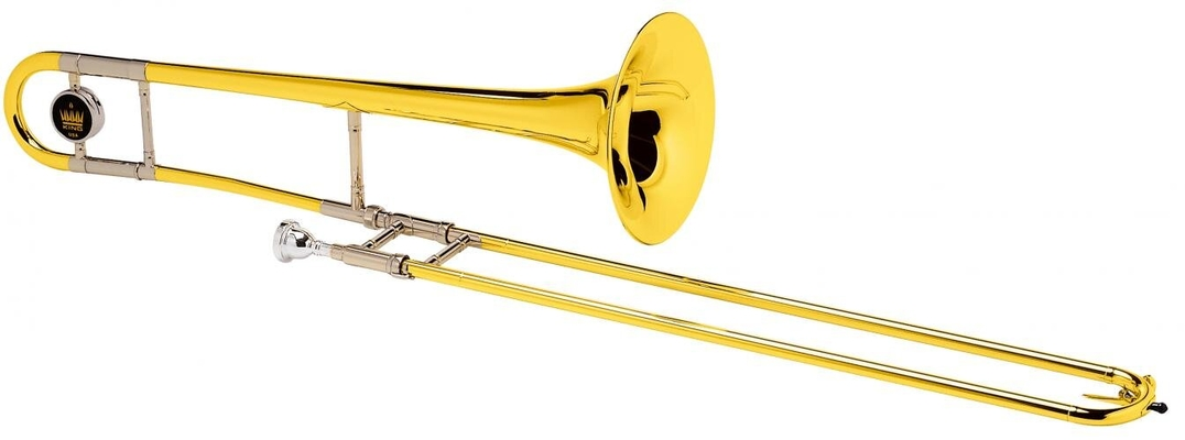 King 704550 Bb-Trombone Tenor Diplomat, 606