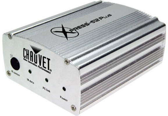 Chauvet XPRESS-512PLUS Interface DMX-512 USB Show Xpress