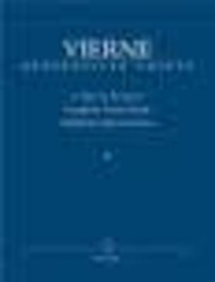 Sämtliche Klavierwerke Vol 1 Die frühen Werke / Vierne Louis / Bärenreiter