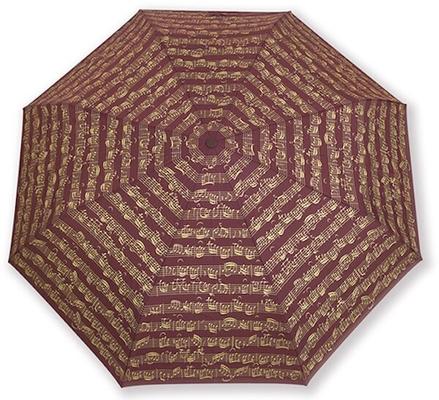 Vienna World Parapluie Pliable Bordeaux