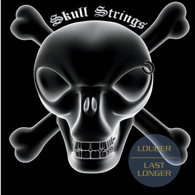 Skull Strings SKU-7S-1062 El. 7-String Line, Stainless Steel .010-.062 Round Wound