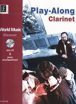 Klezmer Play Along Clr. Wold Music  /  / Universal