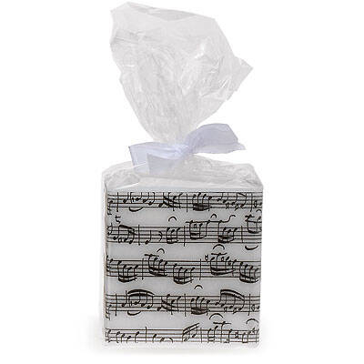 Vienna World Bougie notes de Musique