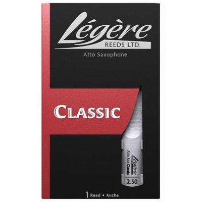 Légère LEG SX A STA 2.5 Saxophone alto Standard 2.50, boîte de 1