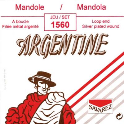 Argentine 1560L Jeu 8 cordes Mandole en 1.2 m de long