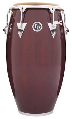 LP LP252X-DW LP Salsa Model 12-1/2» Tumbadora – Red Wine/Chrome