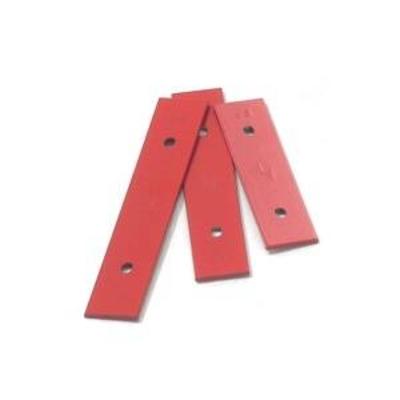 Sonor E 20X2 ROT CIS3 Lame rouge de carillon NG10 DO#3