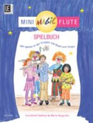 Mini Magic Flute – Spielbuch / Rahbari/Augustin / Universal