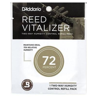 Rico RV0173 Reed Vitalizer, sachet recharge, 72%