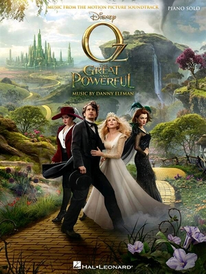 Oz the Great and Powerful / Elfman Dany / Hal Leonard