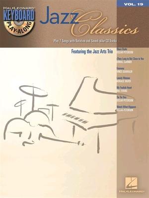 Piano Play-along / Jazz Classics Keyboads Play along /  / Hal Leonard