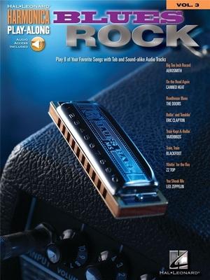 Blues Rock Play Along /  / Hal Leonard